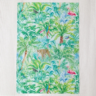 Tropical Teatowel